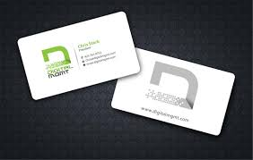 advertising business cards modern bold business card design for chris stark by s on top exit