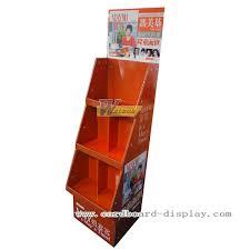Cardboard Book Display Stand Impressive Cardboard Floor Display Stand For Book Promotioncardboard Displays
