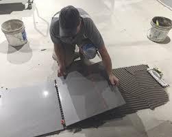 laser guide atr tile leveling