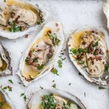 Roast Oysters Recipe