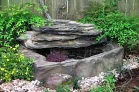petite pools petite pools patio pond rock fountain