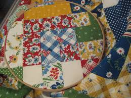So Sue: Hand Quilting & Can't quilt without this hoop! I am about 50% done. Adamdwight.com