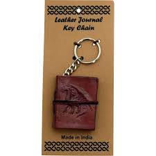 dragon embossed leather journal key chain 060 2758 meval collectibles