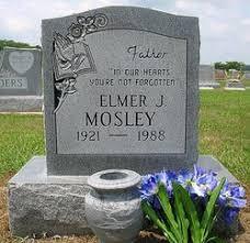 Elmer Joshua Mosley (1921-1988) - Find A Grave Memorial