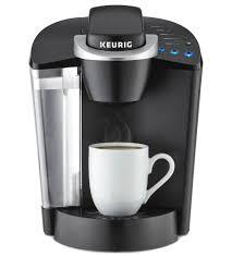 keurig k compact single serve k cup pod coffee maker black com