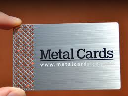 Steel Business Cards Metal Business Cards Stainless Steel Business Cards Australia