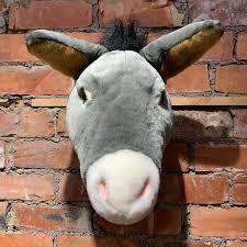 darius donkey head the dotty house