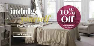 authentic silk bedding clothing
