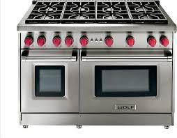 Gas range burner Oven Main Dhgatecom Wolf Gr488 48