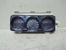 dodge w150 motorcycle parts 81 82 83 84 85 86 87 88 89 dodge d150 w150 truck gauge cluster speedometer