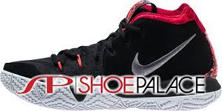 Basketball Shoe black Free Shipping 4 crimson Mens Kyrie
