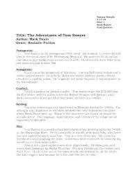 Book Report Outline College Level Sample Book Report Outline Seventh Grade Overviews Book