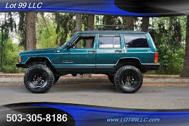 1997 Jeep Cherokee Light Bar 1997 Jeep Cherokee Se 4dr 4x4 Luz Aumentado Bar Pneus Toyo