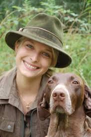 Repräsentierte bisher Bayerns Jägerschaft: <b>Susanne Schmid</b>. - 149300