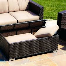 Prodigious Outdoor Ottoman Cushions s Sand Solid Wicker