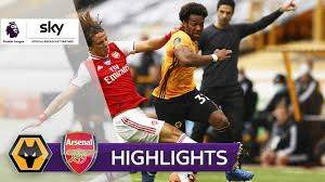 Starke Arsenal-Youngster überzeugen | Wolverhampton - FC Arsenal 0:2 |  Highlights - Premier League - YouTube