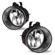 Bmw X1 Fog Light Assembly Replacement For Bmw X1 X3 X4 Driver Passenger Side Fog Light Lamp Assembly 1 Pair