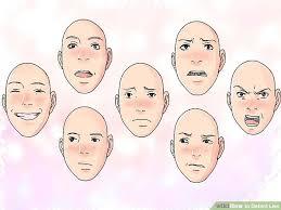 Lying Eye Chart 4 Easy Ways To Detect Lies Wikihow