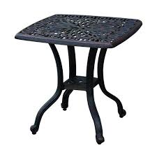 stylish outdoor accent table outdoor accent tables indoor and out furniture