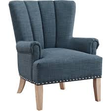 better homes and gardens accent chair blue for living room modern sofa rest new