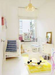 nursery furniture for small rooms. Hanging Lamps Golden Yellow Rugs Rectangular Shapes Small Baby Room Ideas Pendant Style Nursery Furniture For Rooms