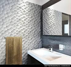 3d wall tile bathroom. Unique Tile Supersize Your Rock Panels With 3d Wall Tile Bathroom L