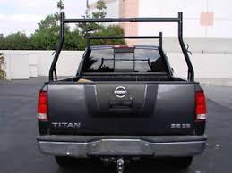 800 LB 2-Bar Adjustable Truck Ladder Rack Pick Up Universal Lumber ...