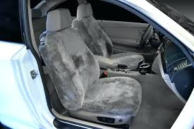 fuzzy car seat covers sheepskin seat covers black fuzzy car seat covers