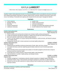 Modern Resume For Product Specialist Impactful Professional Wellness Resume Examples Resources