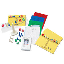 hands on equations class set