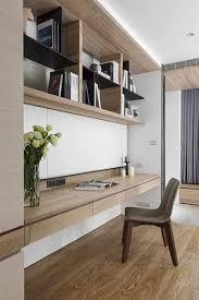 contemporary home office desk. Best Contemporary Home Office Design Ideas (18) Desk