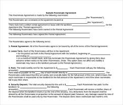 A room rental contract is a written commitment which is entered between the room owner and the tenant to hire or rent a room. Free 13 Sample Room Lease Agreement Templates In Pdf Ms Word
