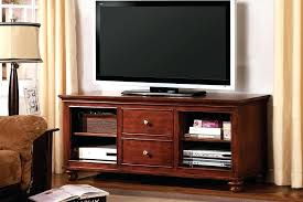 wooden tv stands with glass doors incredible printers large stand suite with glass
