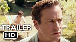 Call Me by Your Name Official Trailer #1 (2017) Armie Hammer Drama Movie HD  - YouTube