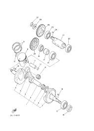 2001 yamaha blaster 200 yfs200n crankshaft piston parts best oem crankshaft piston parts diagram for 2001 blaster 200 yfs200n motorcycles