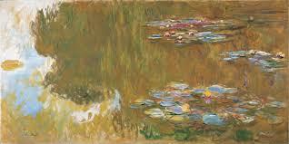 the water lily pond c 1917 19 albertina vienna