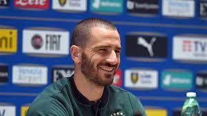 """Calcio, Europei 2020 - Italia-Austria Leonardo Bonucci: """"Inginocchiarsi?  Stavolta decideremo assieme"""" - Eurosport"""