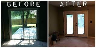 cool sliding door installation cost french door installation cost home design a replacement sliding glass door