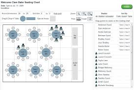 Seating Chart Generator Wedding Sada Margarethaydon Com