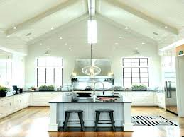 overhead kitchen lighting. Overhead Kitchen Lighting Cathedral Ceiling  Ideas Ceilings R