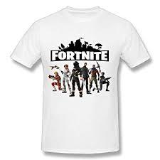 Amazoncojp Tシャツ メンズ 半袖 プリント フォートナイト Fornite