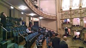 Fairfield Theater Company Seating Chart Paid Top Dollar For Box Seats That Were Probably The Worst