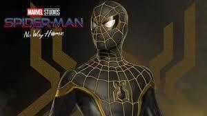 Spider-Man No Way Home Black Suit First ...