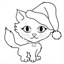 Small Picture Images of Kitten Colouring Images coloring kids