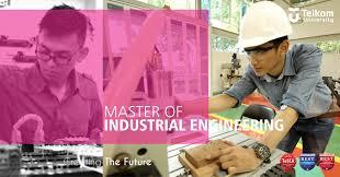 Master Of Industrial Engineering Telkom University