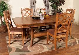 oak dining room table ideas