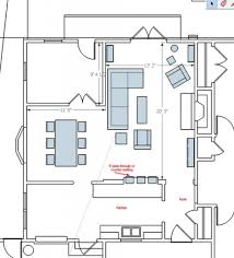 dining room furniture layout. Dining Room Furniture Layout L Shaped Living And Decoration V