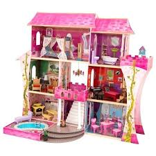 wooden barbie dollhouse furniture. Kidkraft Barbie Dollhouse Furniture Wooden U