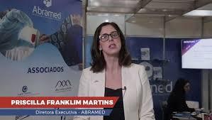 Hospitalmed - 📹Priscilla Franklin Martins, diretora...