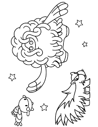Pokemon Kleurplaten Giratina